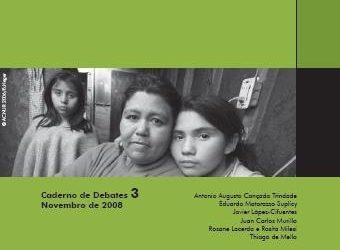 Caderno de Debates 03 – Refúgio, Migrações e Cidadania