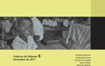 Caderno de Debates 06 – Refúgio, Migrações e Cidadania