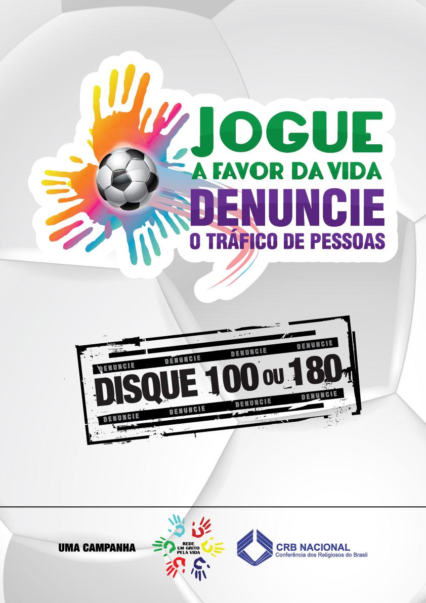 """""""Rede Um Grito pela Vida"""" lança campanha contra o tráfico de pessoas"""