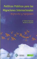 Livro Políticas Públicas para as Migrações Internacionais Migrantes e Refugiados