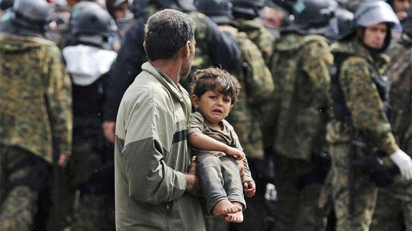 NOTÍCIA: Imigrantes ou refugiados? Como uma simples palavra muda tudo