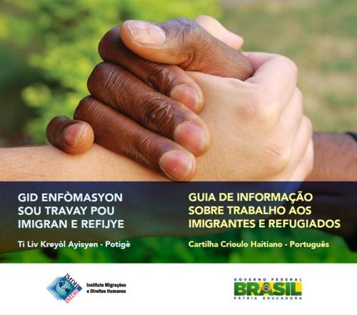 Guia de Informação sobre Trabalho para Migrantes e Refugiados