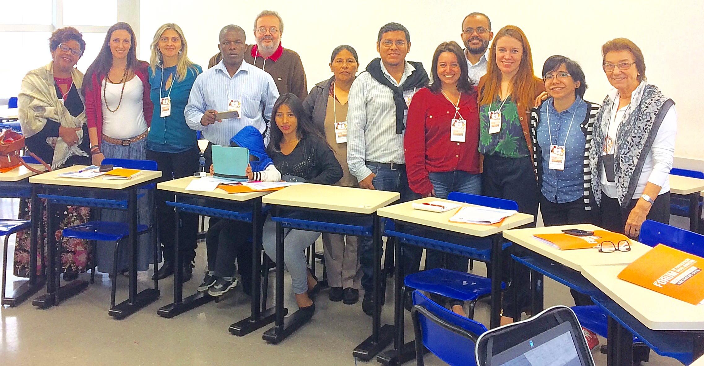 IMDH participa do I Diálogo de Participação Social promovido pelo Conselho Nacional de Imigração (CNIg)