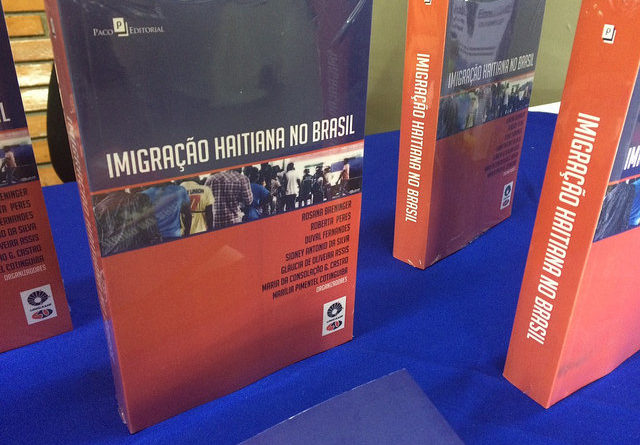 Um terço dos haitianos vive fora do país mostra livro sobre imigração para o Brasil Camila Rodrigues Brasil de Fato