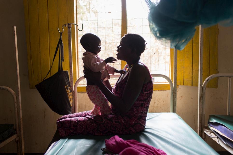 Incidência de doenças mentais é baixa entre refugiados, diz oficial da ONU