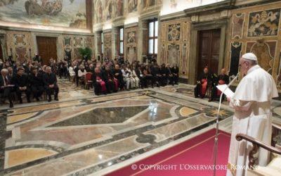 Papa Francisco dá resposta à atual realidade migratória em discurso no VI Fórum Migração e Paz