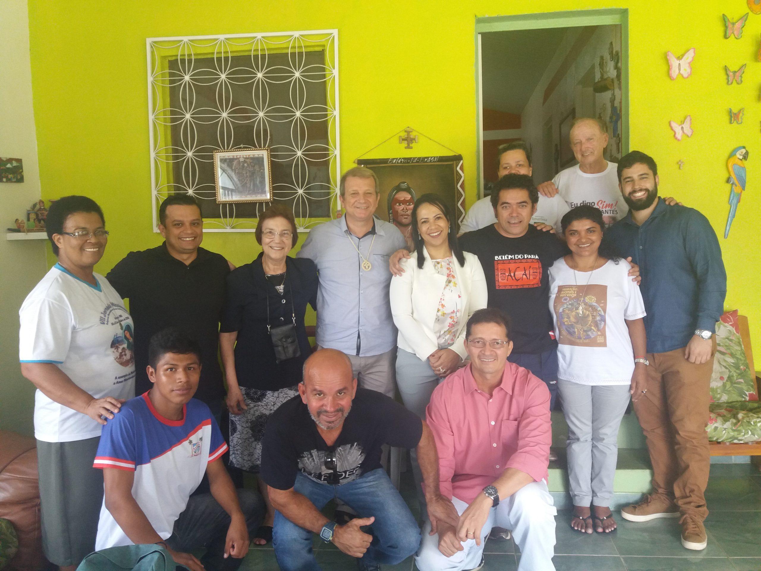 IMDH e Paróquia S.C. de Jesus inauguram Centro Pastoral para Migrantes em Pacaraima, na fronteira Brasil/Venezuela