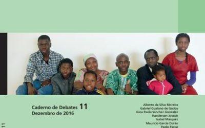 Caderno de Debates 11 – Refúgio, Migrações e Cidadania