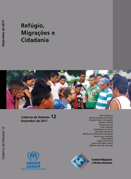 Caderno de Debates 12 – Refúgio, Migrações e Cidadania