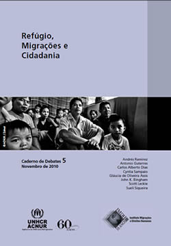 Caderno de Debates 05 – Refúgio, Migrações e Cidadania