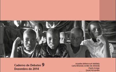 Caderno de Debates 09 – Refúgio, Migrações e Cidadania