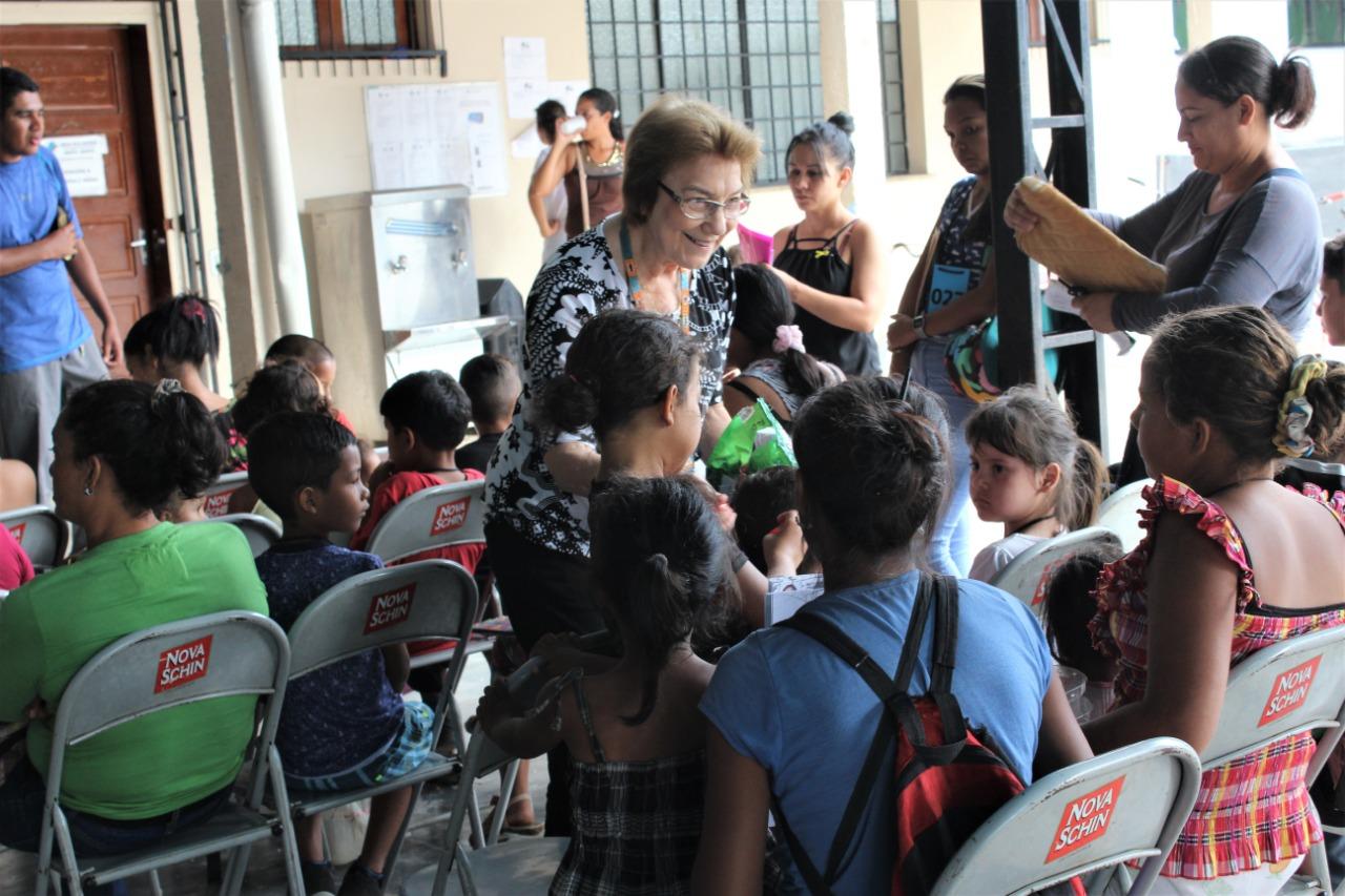 IMDH Solidário atendeu mais de cinco mil migrantes em Boa Vista-RR no último ano