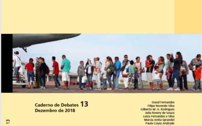 Caderno de Debates 13 – Refúgio, Migrações e Cidadania
