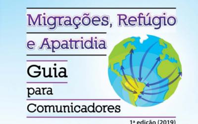 Baixe o Guia para Comunicadores: Migrações, Refúgio e Apatridia