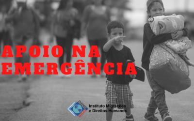 CESTA BÁSICA FINANCEIRA PARA MIGRANTES E REFUGIADOS: COLABORE!