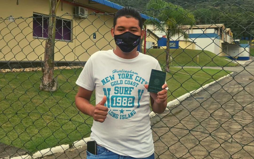 Santa Catarina inicia Projeto Esperançar para promover integração laboral de imigrantes