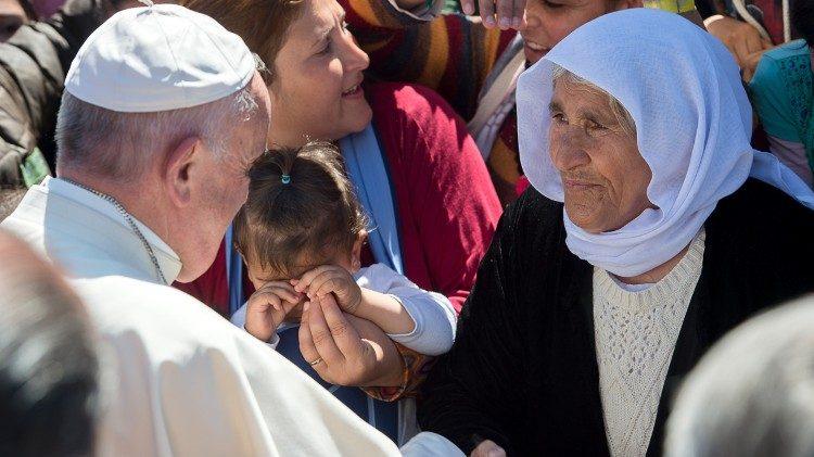 No coração do apelo do Papa: scalabrinianas partem em missão a Lesbos