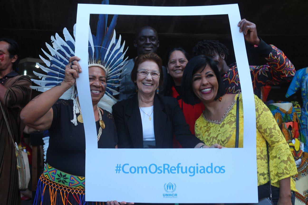 Migrantes e Refugiado: Dados e Reflexões
