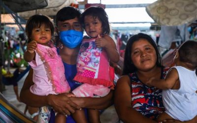 Hospital de campanha salva vidas de indígenas contaminados por COVID-19 no Brasil