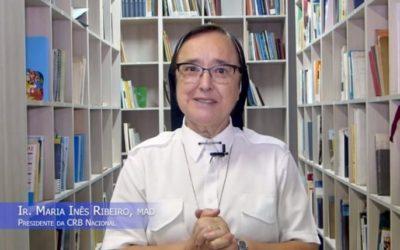 Irmã Maria Inês, presidente da CRB, fala sobre o Dia Mundial do Migrante e do Refugiado