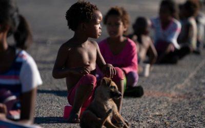 O drama das crianças migrantes apátridas na África do Sul