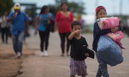 Migrantes venezuelanos poderão acessar informações