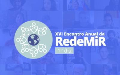 """Primeiro dia do encontro anual da RedeMiR apresentou o tema """"Fronteira, refúgio e migração: fluxos e desafios"""""""