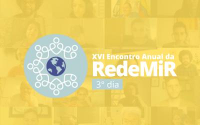 ACNUR e a assistência aos refugiados foi tema do terceiro dia do Encontro da RedeMir