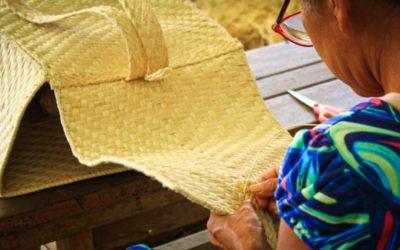 Espaço para venda de artesanato de indígenas venezuelanos é inaugurado em Boa Vista