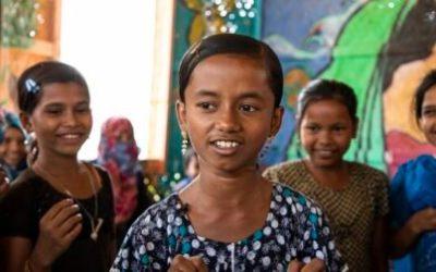 Iniciativa de saúde mental ajuda jovens refugiados a lidarem com vida no exílio