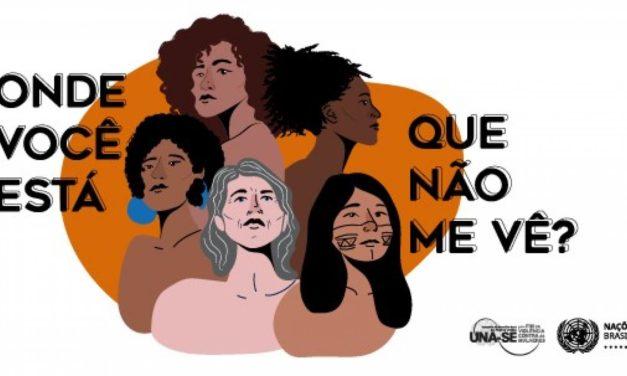 Relatório do IMDH sobre a campanha que busca combater a violência contra as mulheres e meninas