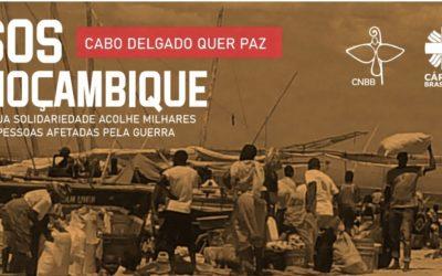 Igreja no Brasil mobiliza campanha emergencial em apoio a Moçambique