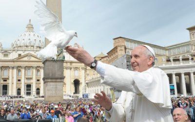 Mensagem do Papa Francisco para o 54º Dia Mundial da Paz