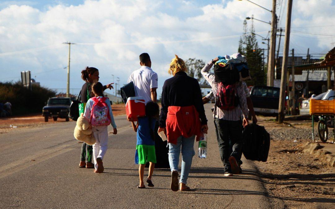 Migrantes no mundo chegam aos 281 milhões em ano de pandemia