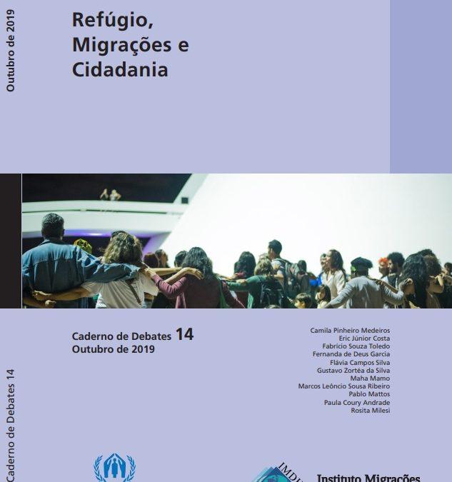 Caderno de Debates 14 – Refúgio, Migrações e Cidadania