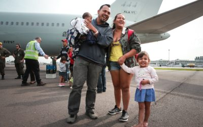 Interiorização beneficia mais de 50 mil refugiados e migrantes da Venezuela no Brasil
