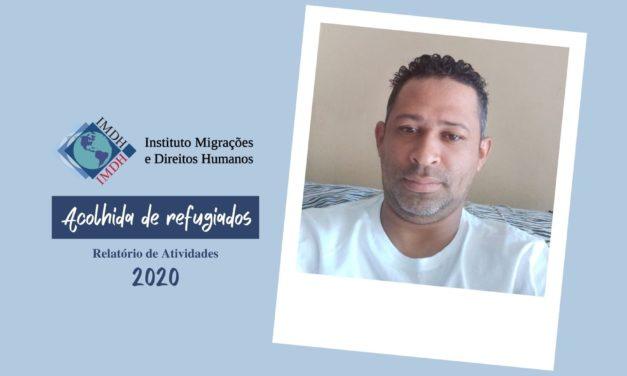 Apoio social e assistencial do IMDH aos refugiados cresceu no período de pandemia