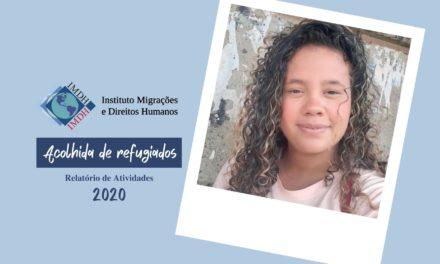 Relatório do IMDH aponta crescimento do número de mulheres refugiadas