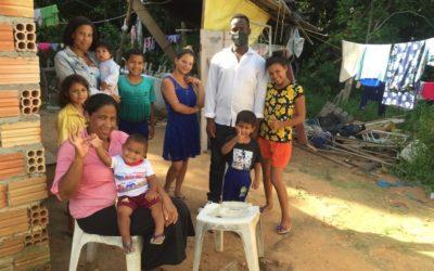 Equipe Missionária Itinerante: os desafios na realidade dos imigrantes venezuelanos