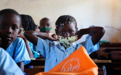 Moçambique: o apelo da Cáritas em apoio aos deslocados