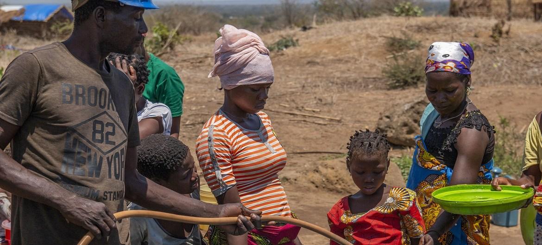 Deslocamento em Cabo Delgado ainda não preocupa o mundo