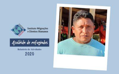 Comunidade indígena Warao em Brasília: o apoio do IMDH