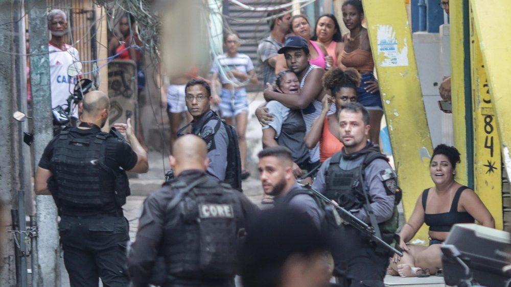Diante da violência em Jacarezinho, arcebispo do Rio exorta caminhos de paz na cidade