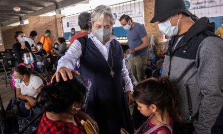 Gratidão do Papa por trabalho de religiosa que acolhe migrantes nos EUA