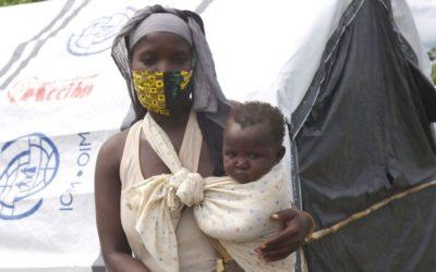 Moçambique: famílias separadas pela violência precisam de ajuda urgente