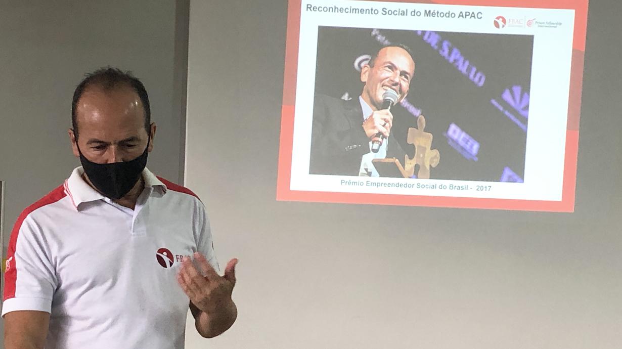 Casa Bom Samaritano contará com método APAC para desenvolver modelo de cogestão em Brasília