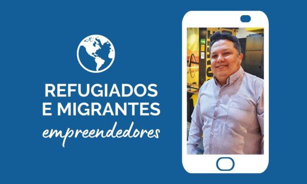 Histórias de refugiados e migrantes empreendedores ganham visibilidade