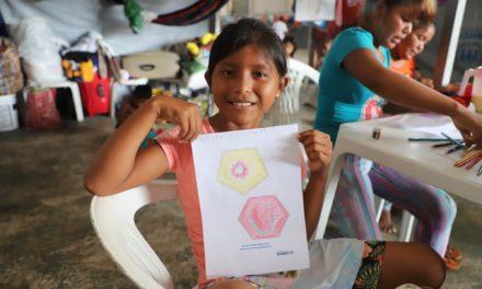 """Concurso de arte """"Jovens #ComOsRefugiados"""" movimenta a juventude ao redor do mundo"""