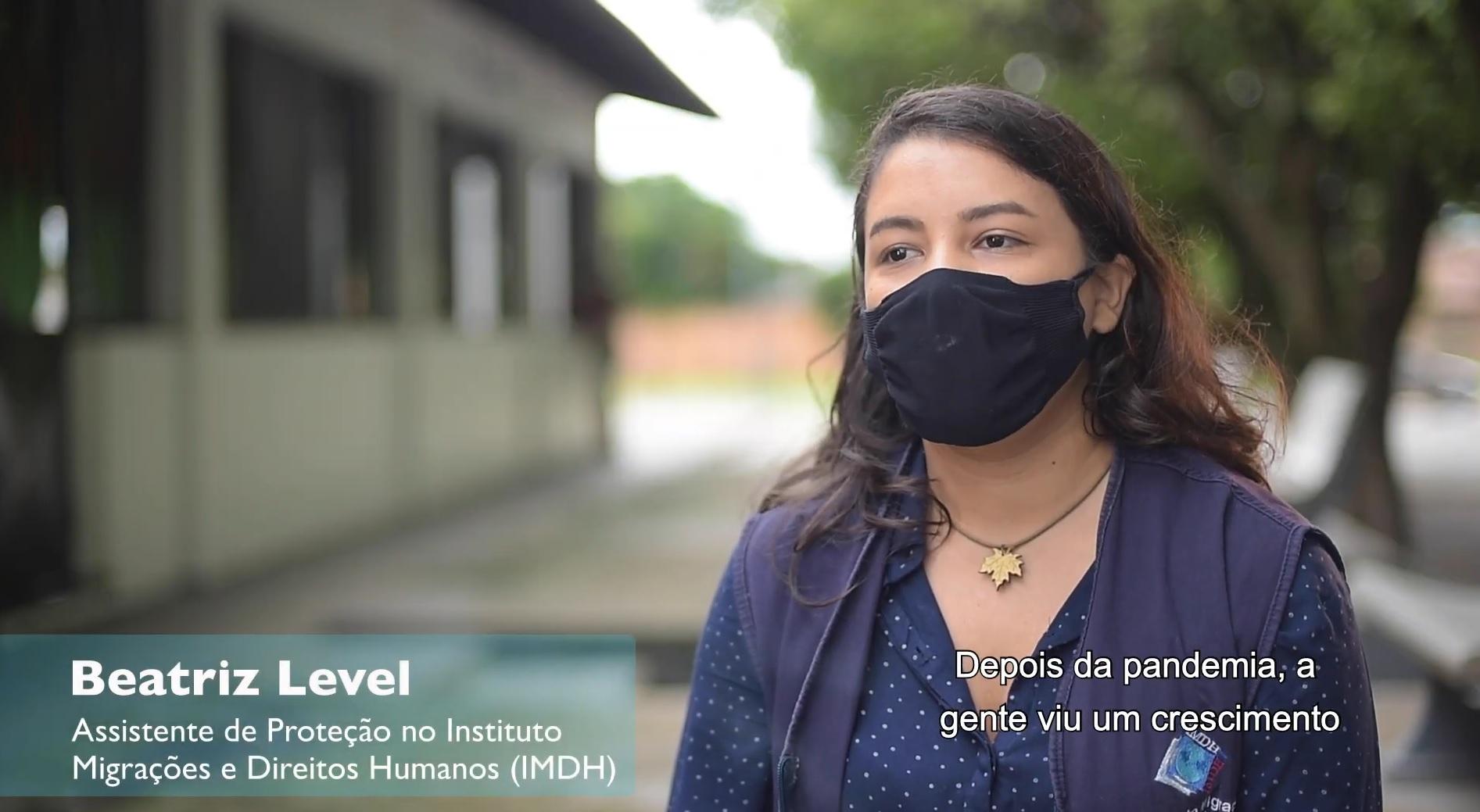 Série documental mostra os desafios enfrentados por mulheres venezuelanas refugiadas e migrantes