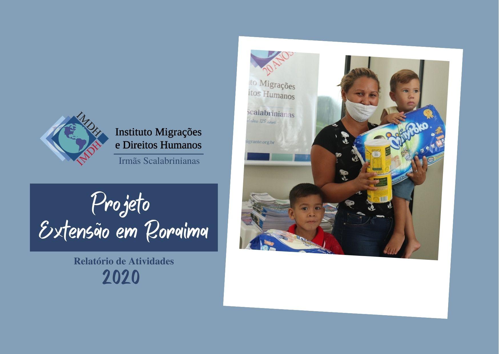 IMDH Solidário: atendimento a mulheres e crianças refugiadas e migrantes em Roraima
